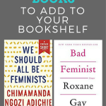 5 Feminist Books to Add to Your Bookshelf