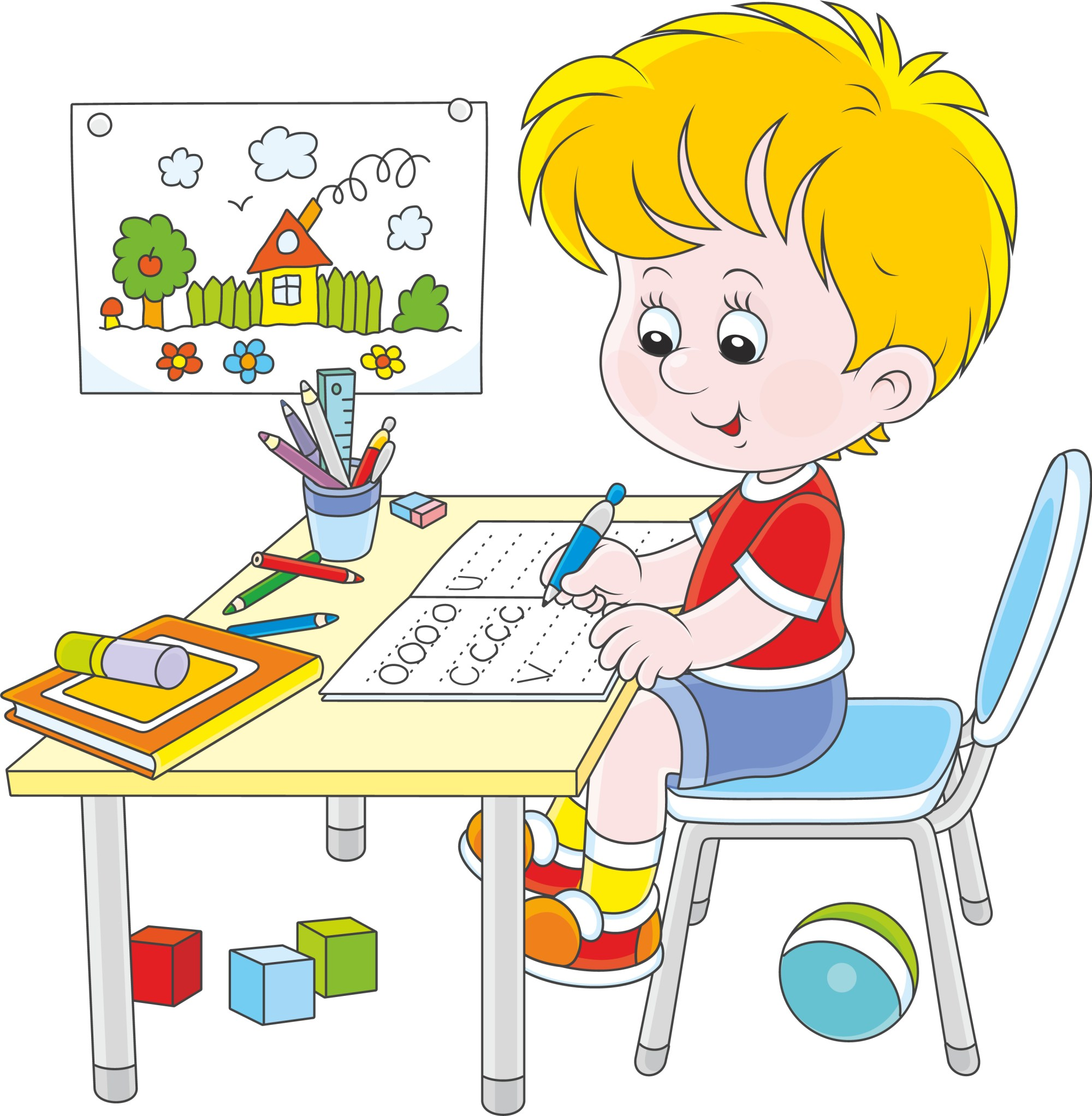 hight resolution of Early Literacy Skills
