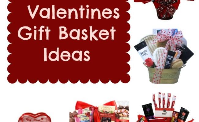 5 Valentines Gift Basket Ideas Mrs Kathy King