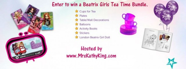 the beatrix girls tea time 23