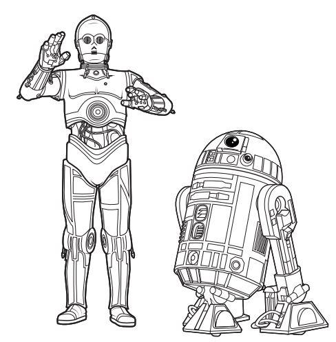 13 Free Star Wars The Force Awakens Printable Activities #