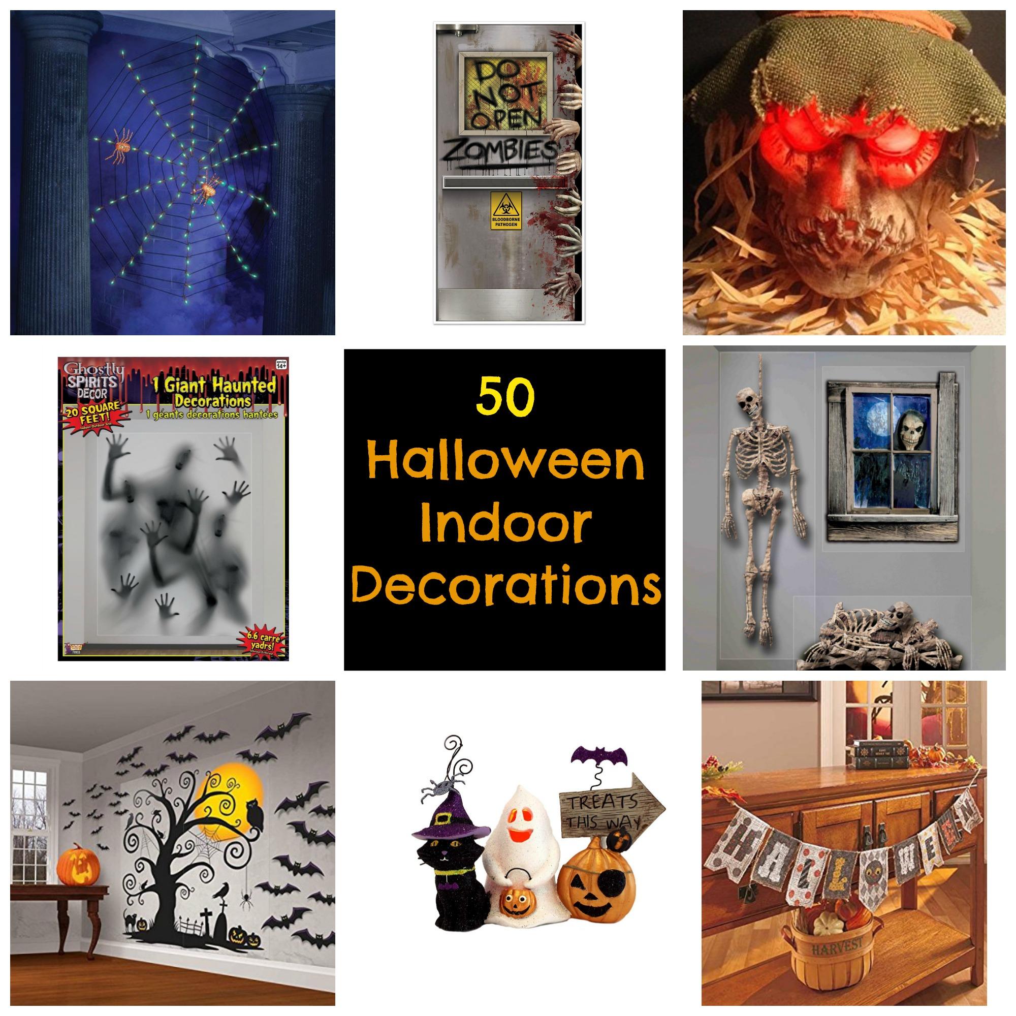 Halloween Indoor Decorations