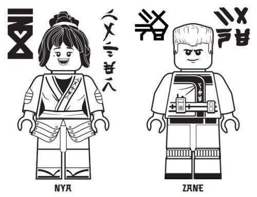 17 free lego ninjago movie printable activities & online