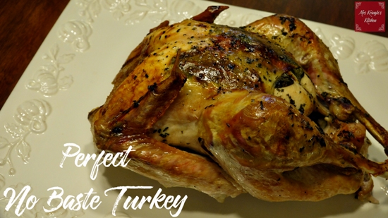 Perfect No Baste Turkey