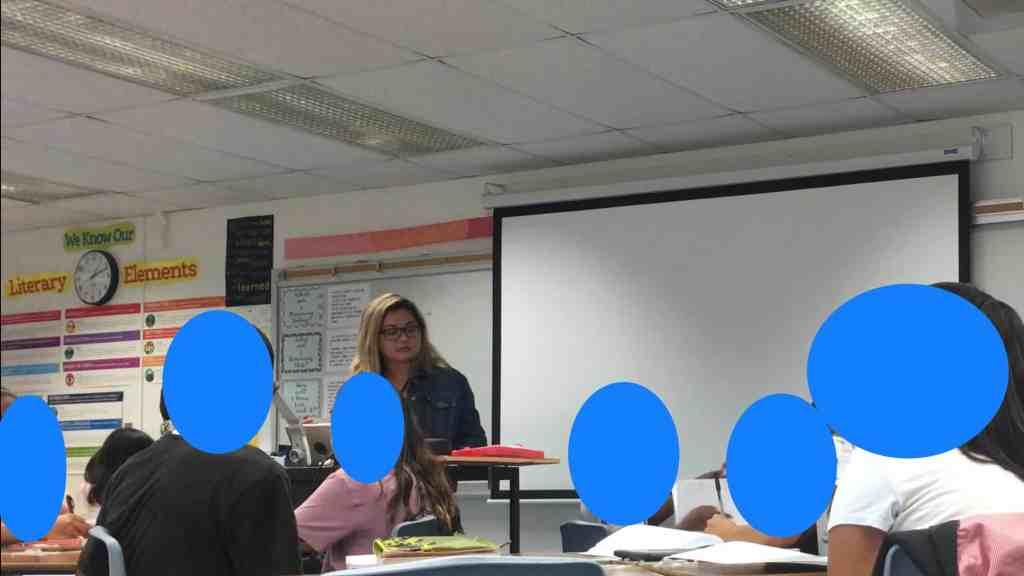 classroom recording to improve teaching