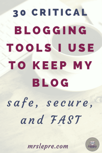 Blog | blogging | blogger | teacher | teaching | teacher blogger | wordpress | website