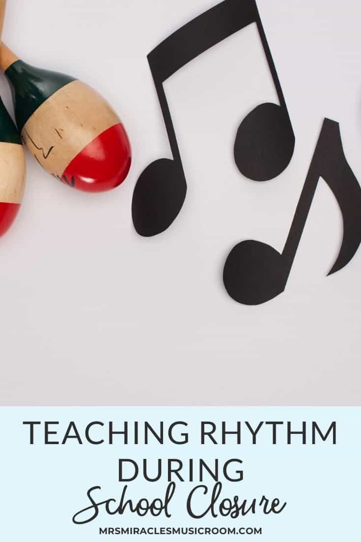 hight resolution of Teaching Rhythm During Online Learning - Mrs. Miracle's Music Room