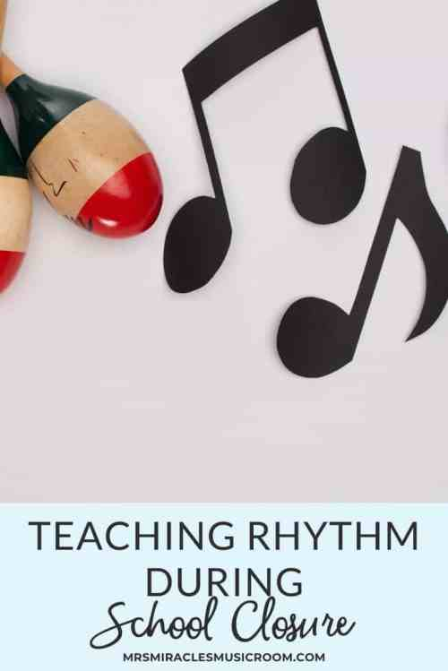 small resolution of Teaching Rhythm During Online Learning - Mrs. Miracle's Music Room