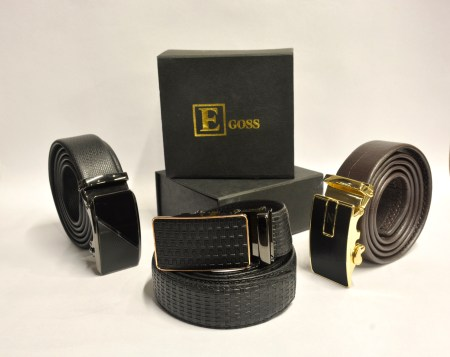 EGOSS expands its portfolio, launches belts and wallets collection