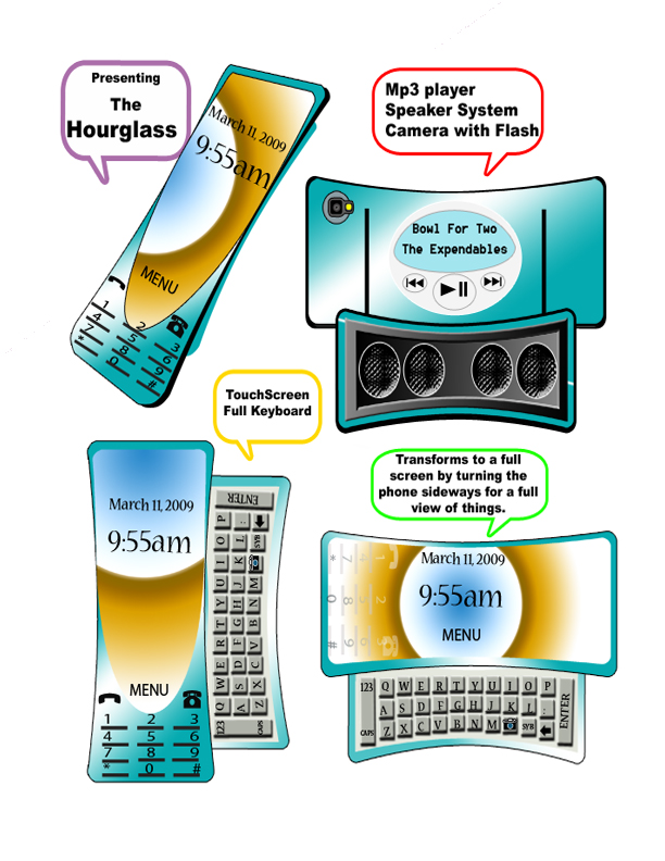 Cell Phone Concept