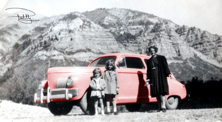 Minnes-Family-Vacation-Out-West-1940s
