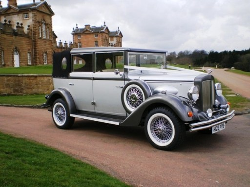 Gayles bridal cars, scotland
