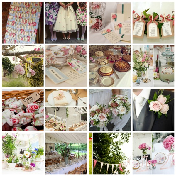 Country Garden Wedding Theme Moodboard And Decor Ideas