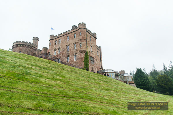 Dalhousie Castle wedding photos by Edinburgh wedding photographer-1015