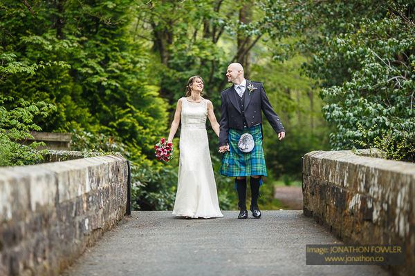 Dalhousie Castle wedding photos by Edinburgh wedding photographer-1037