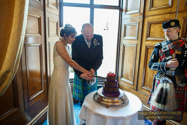 Dalhousie Castle wedding photos by Edinburgh wedding photographer-1052