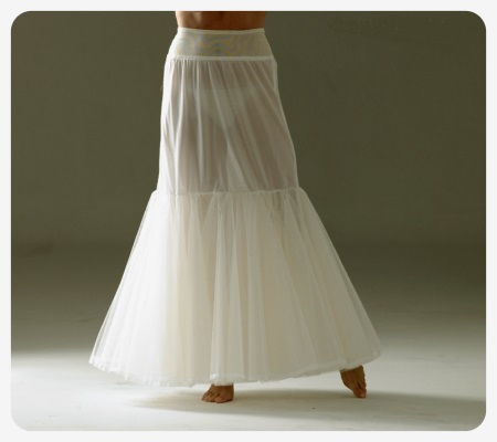 Wedding Petticoats at Moonrise Lingerie