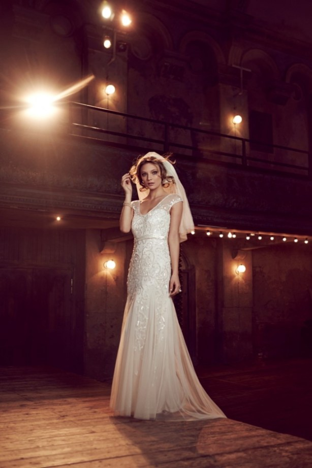 """8"" Bridal Collection, Phase Eight, elbertine dress"