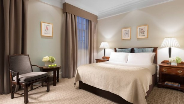 classic doble room, Taj St James Court London