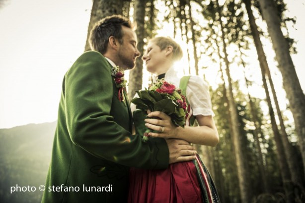 2 people 1 life, forest, stefano lunardi photo