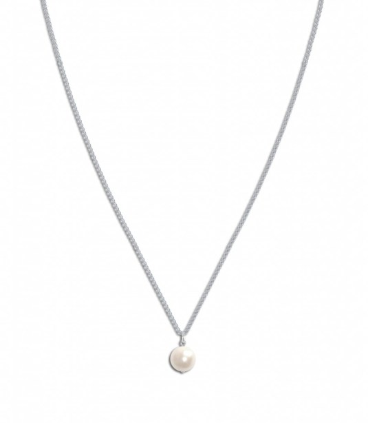 Ivory Elegance Pendant £28 Chez Bec, ready to wear collection