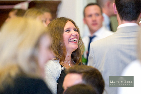 Wedding guest, Winchester wedding photography, Martin Bell Photography,