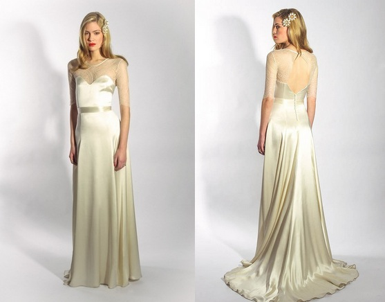darcey gown, Belle and Bunty, Heritage Brides, hertfordshire bridal boutique