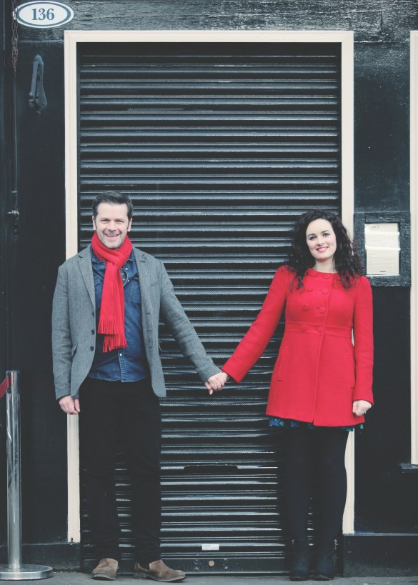 engagement shoot, Glasgow southside, Nicola Cooney Photography,