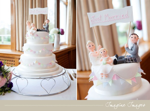 wedding cake, lochgreen house, sugar and spice troon, imagine images