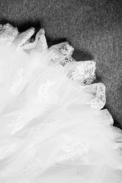 wedding dress, david perkins wedding photography