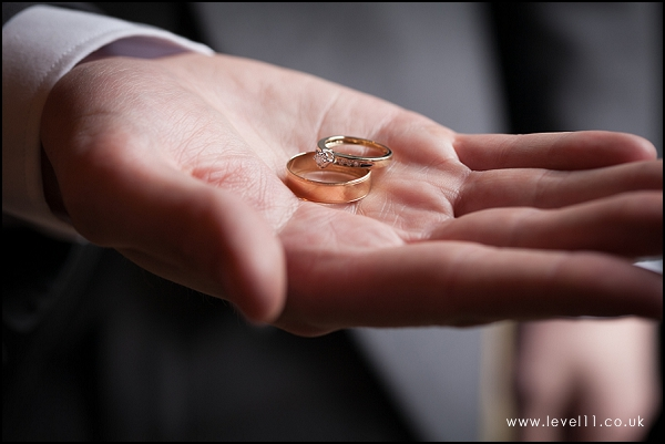 wedding rings, level 11 photography