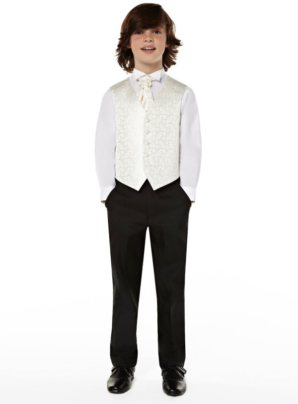swirl ivory pageboy outfit, bhs wedding collections