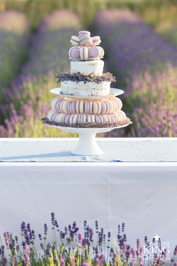Lavender Tower,  medici macarons, macarons, french macarons, anne marie king country wedding photographer, french macarons