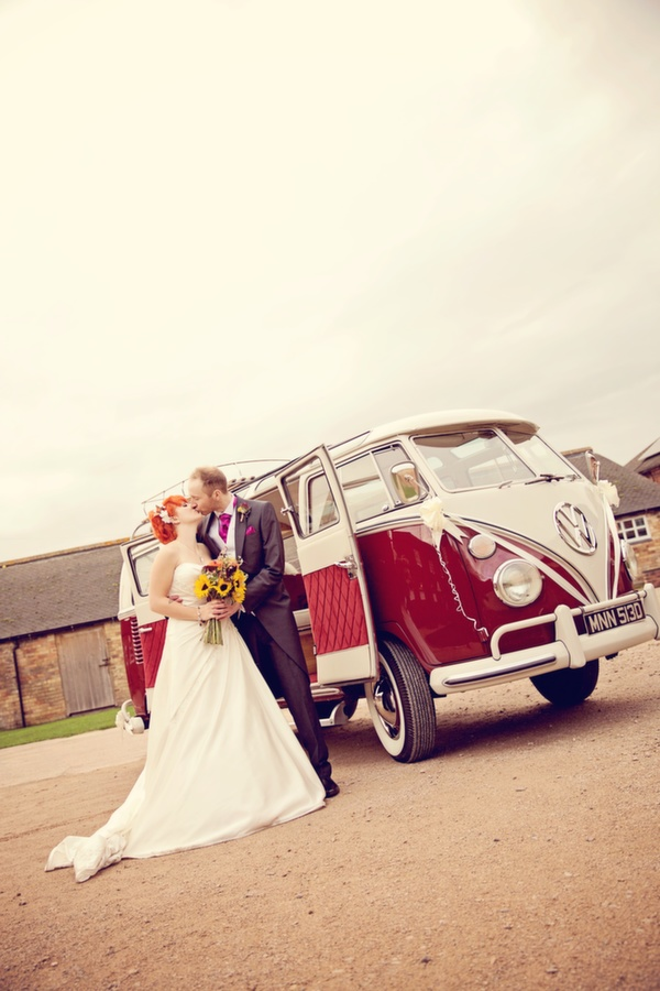 camper van - VW days, lucy lou photo , wedding camper van