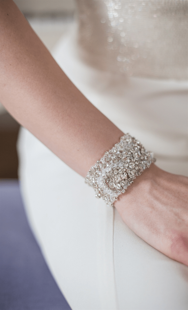 Concordia Cuff, British Heart Foundation, Charity Bridal Auction, LHG Designs
