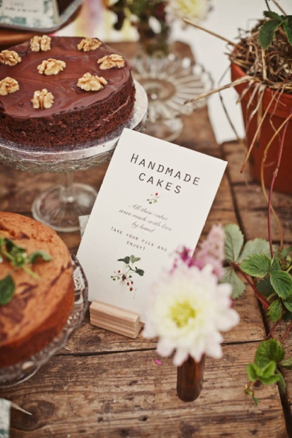 Mark Tattersall Photography, cake table