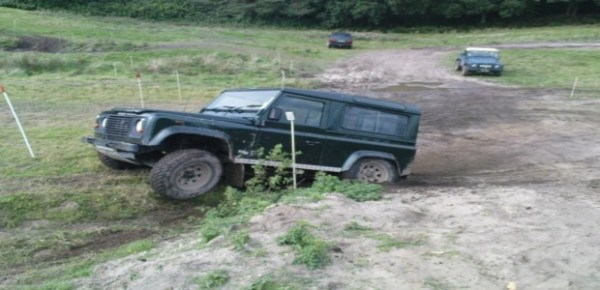 4x4 driving, stag do activity, the stag and hen experience