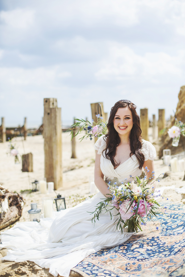 beach-bride-inspired-styled-shoot-Jessica-Elisze-Photography-Mundesley-Beach -Model-Lucy-Scarfe(5)