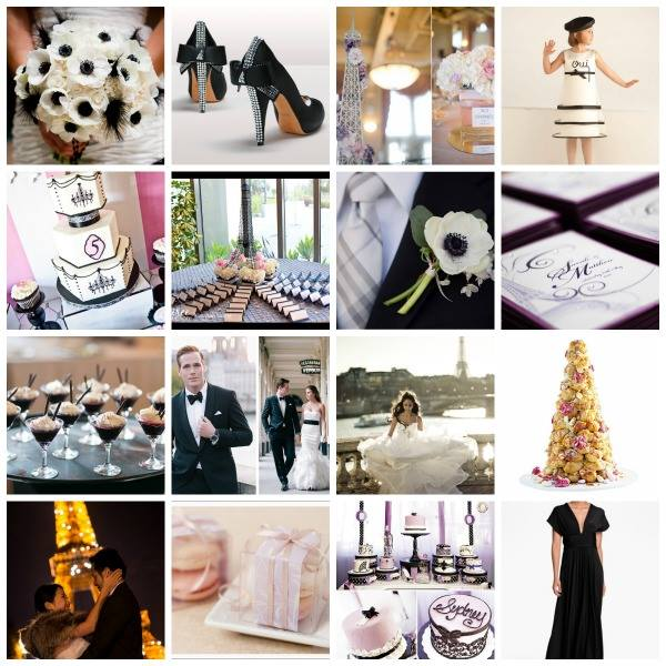 MrsPandPs Sunday Morning Cuppa, Wedding Blog, Blog Catch up, Paris wedding Moodboard, paris wedding theme, paris wedding styling, paris wedding inspiration