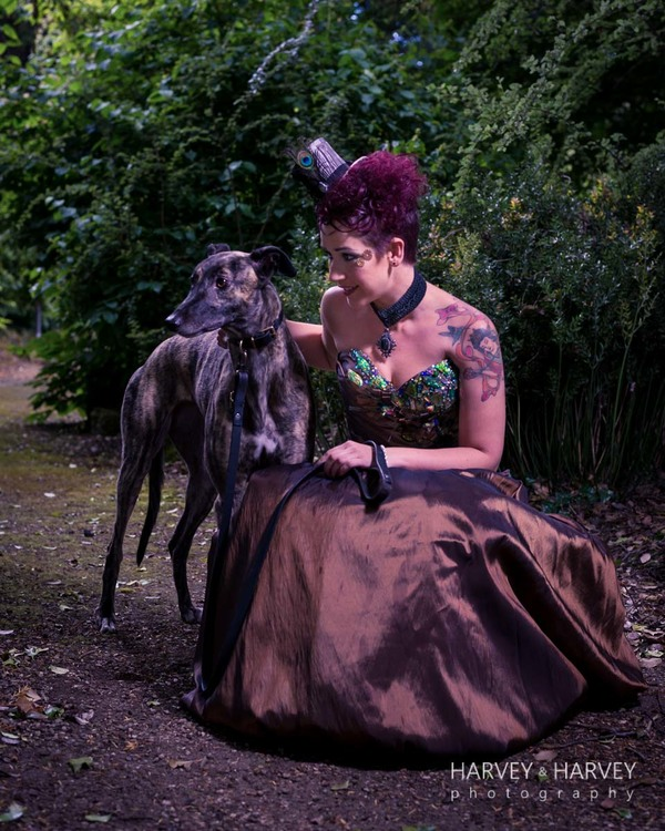 harvey-and-harvey-photography-rock-your-wedding-dress-shoot-stoke-rochford-hall-steampunk-wedding-inspiration-dolls-mad-hattery-charlotte-wesson-hair-paula-tennant-MUA (9)