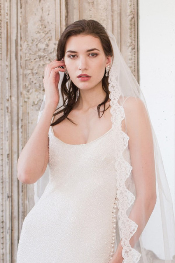 blog catch up , Wedding-veil-church-length-lace-edged-Coria, britten weddings, cathedral length veils