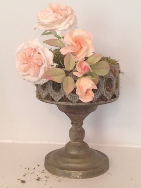 sugar-flowers-classic-and-garden-roses, image by sonnda catto, hautecakes by sonnda