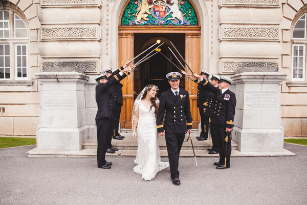 Will-Reddaway-Photography-Devon-Wedding-Photography-Naval-College-Wedding-Navy-Bride-Navy-Groom (22)