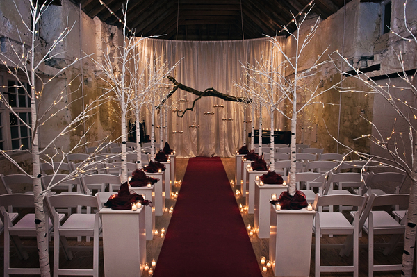 get-knotted, glamorous wedding light_up_birch_trees