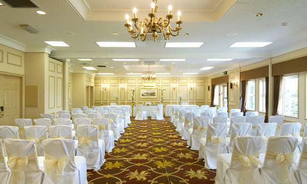 burnham-beeches-ceremony-setup, wedding venues, literary venues, ceremony set up