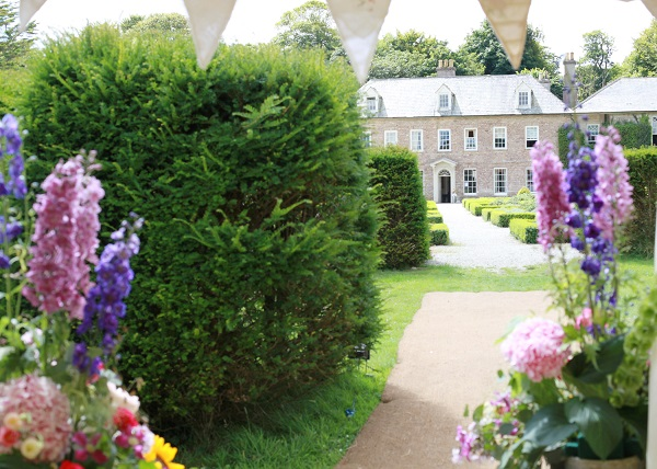 Marquee gardens, Penzance Bed and Breakfast, Penzance Accommodation, Cornwall Wedding Venue, Wedding Venue Penzance, Romantic Manor Rooms Cornwall, Boutique Hotel Penzance, Luxury Accommodation Cornwall, Weddings In Penzance, Marquee Weddings Penzance, Trereife House