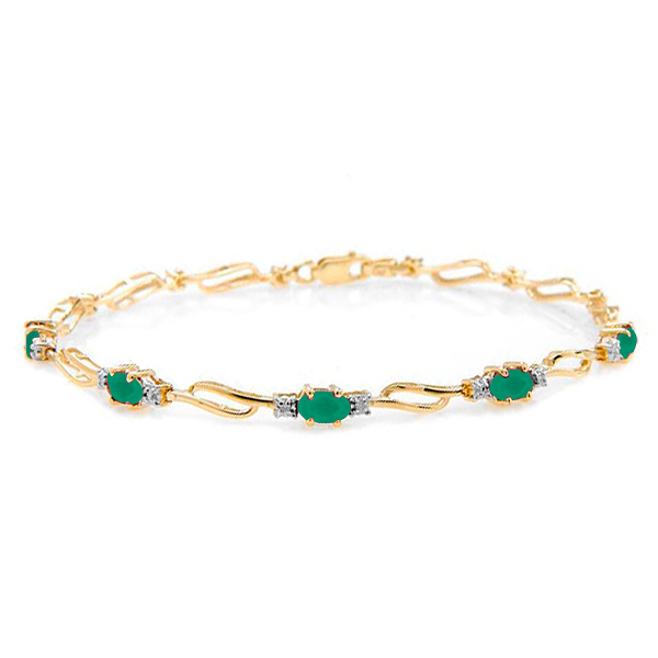 gold-diamond-and-emerald-tennis-bracelet, bridal party jewellery, mother of the bride, mother of the groom
