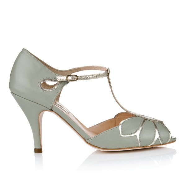 81e92e821b9 Alternative Wedding Shoes ~ Stepping out as authentically you on ...