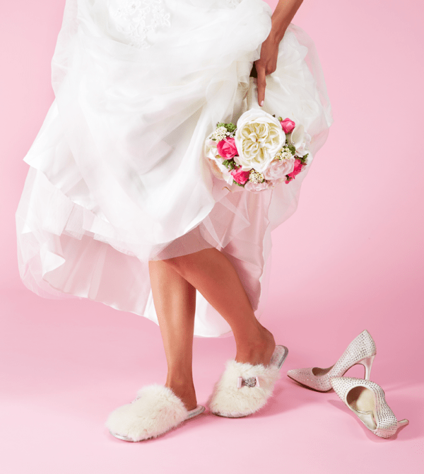 Pretty-You-London, Bridal-Slippers