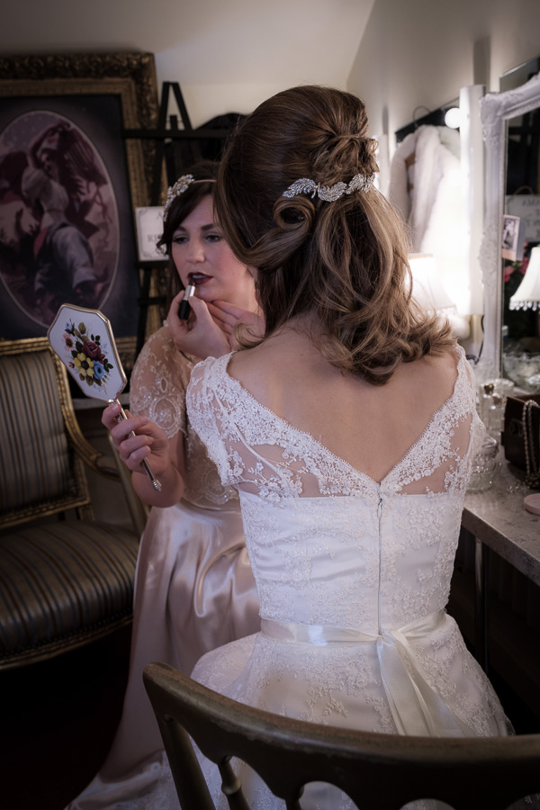 Decades of Glamour Wedding dress collection , Caroline Chamberlain, Harvey and Harvey Photo